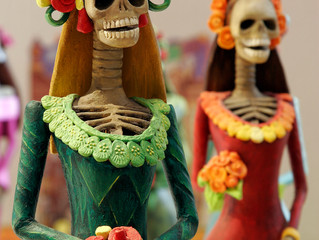 DIA DE LOS MUERTOS (DAY OF THE DEAD) CELEBRATIONS PLANNED