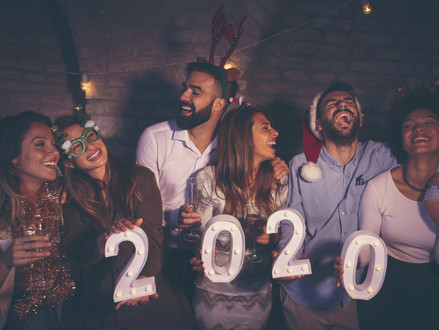 Five At-Home New Year's Eve Party Ideas