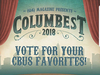 (614) Magazine Columbest Polls Open!