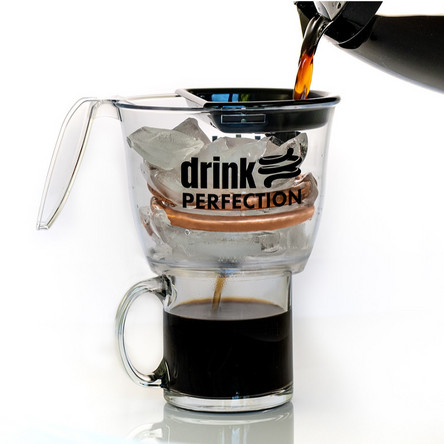 Drink Perfector, an Innovative Invention to Enjoy Beverages at  Their Most Flavorful Temperatures