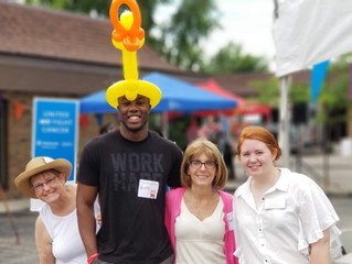 2019 Cancer Survivors Day Street Fair