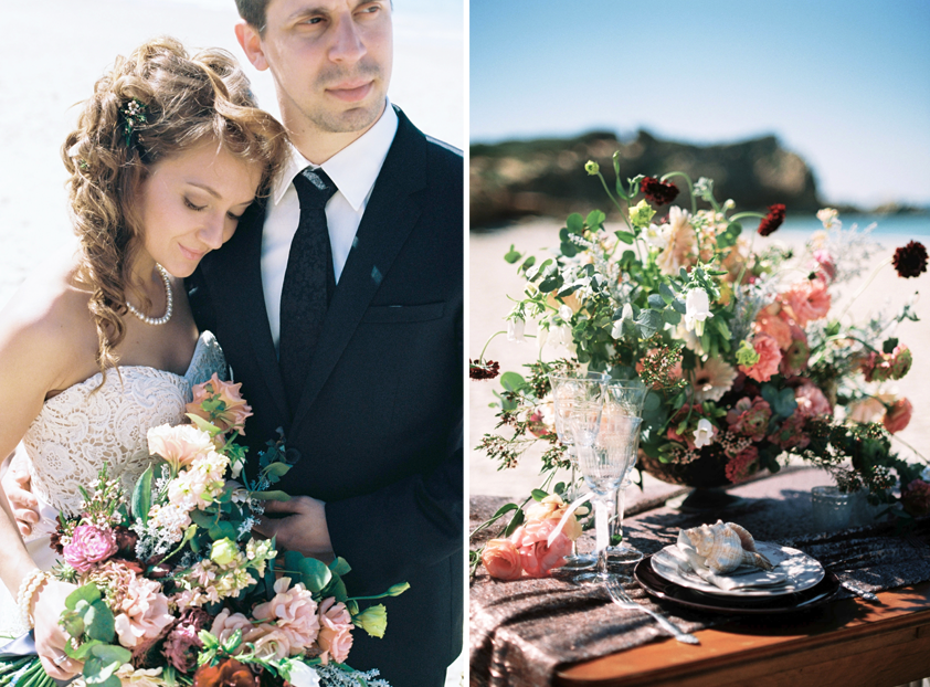 Wedding-Couple-Flowers