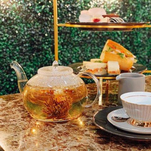 Jardin Tea Afternoon Tea Pot