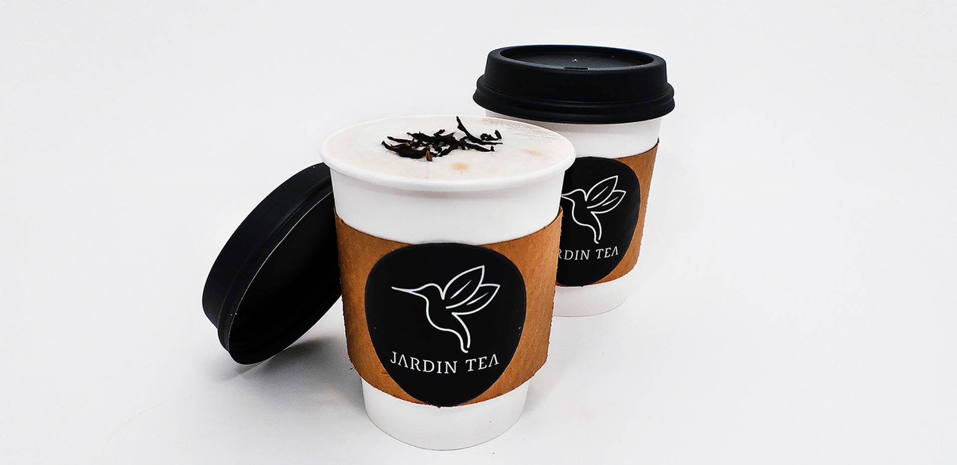 Jardin Tea Hot Tea Latte