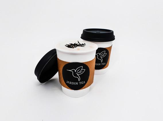 Jardin Tea Hot Tea Latte