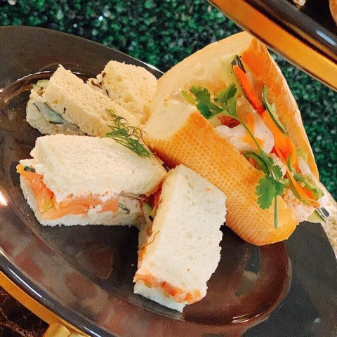 Jardin Tea Afternoon Tea Sandwiches