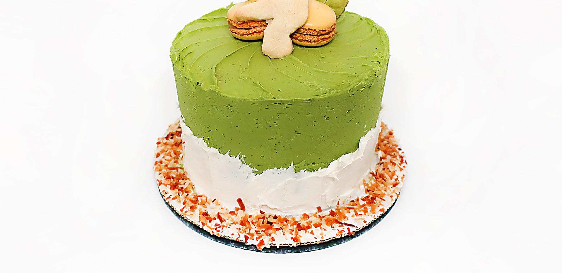 Jardin Tea Matcha Cake