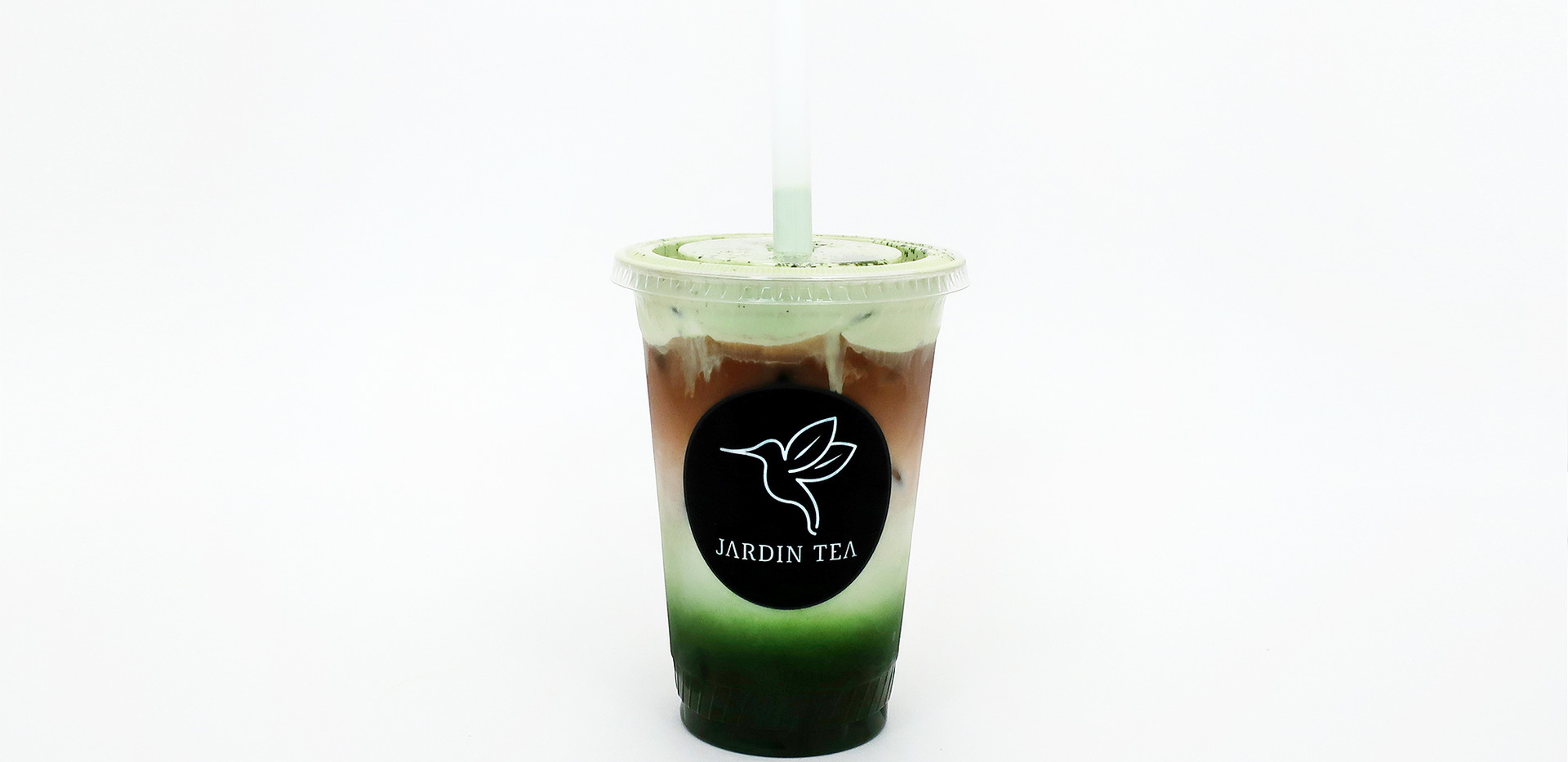 Jardin Tea Dalgona Matcha Coffee Latte