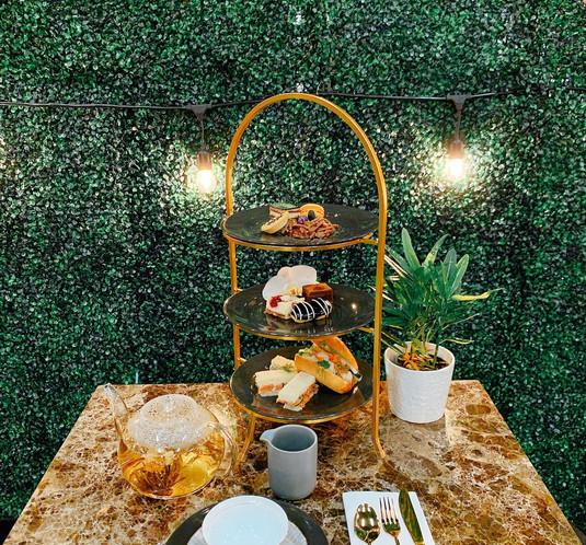 Jardin Tea Afternoon Tea