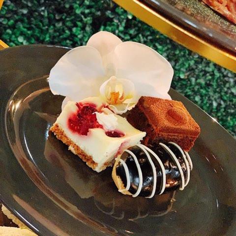 Jardin Tea Afternoon Tea Pastry