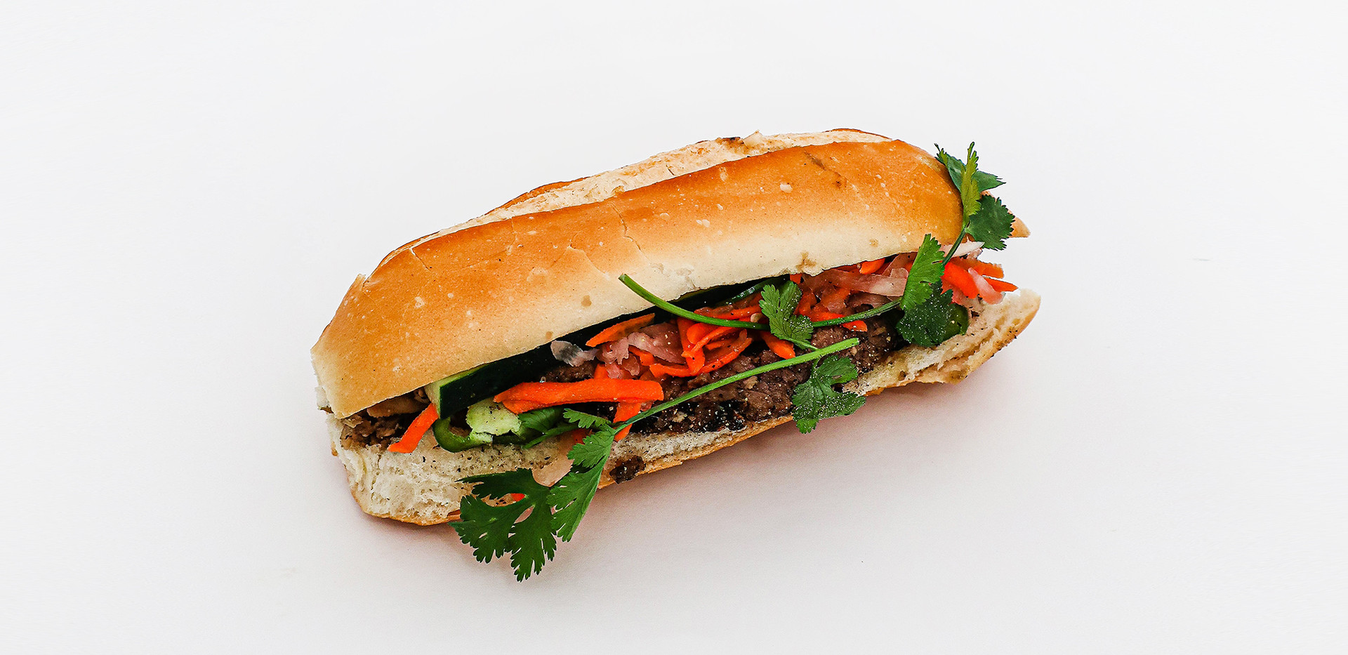 Jardin Tea Banh Mi Grilled Steak