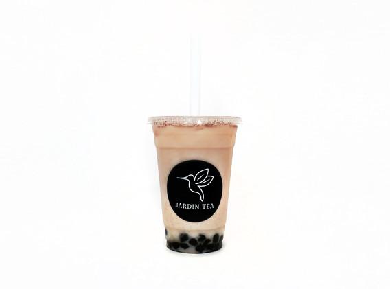 Black Rice Milk Tea