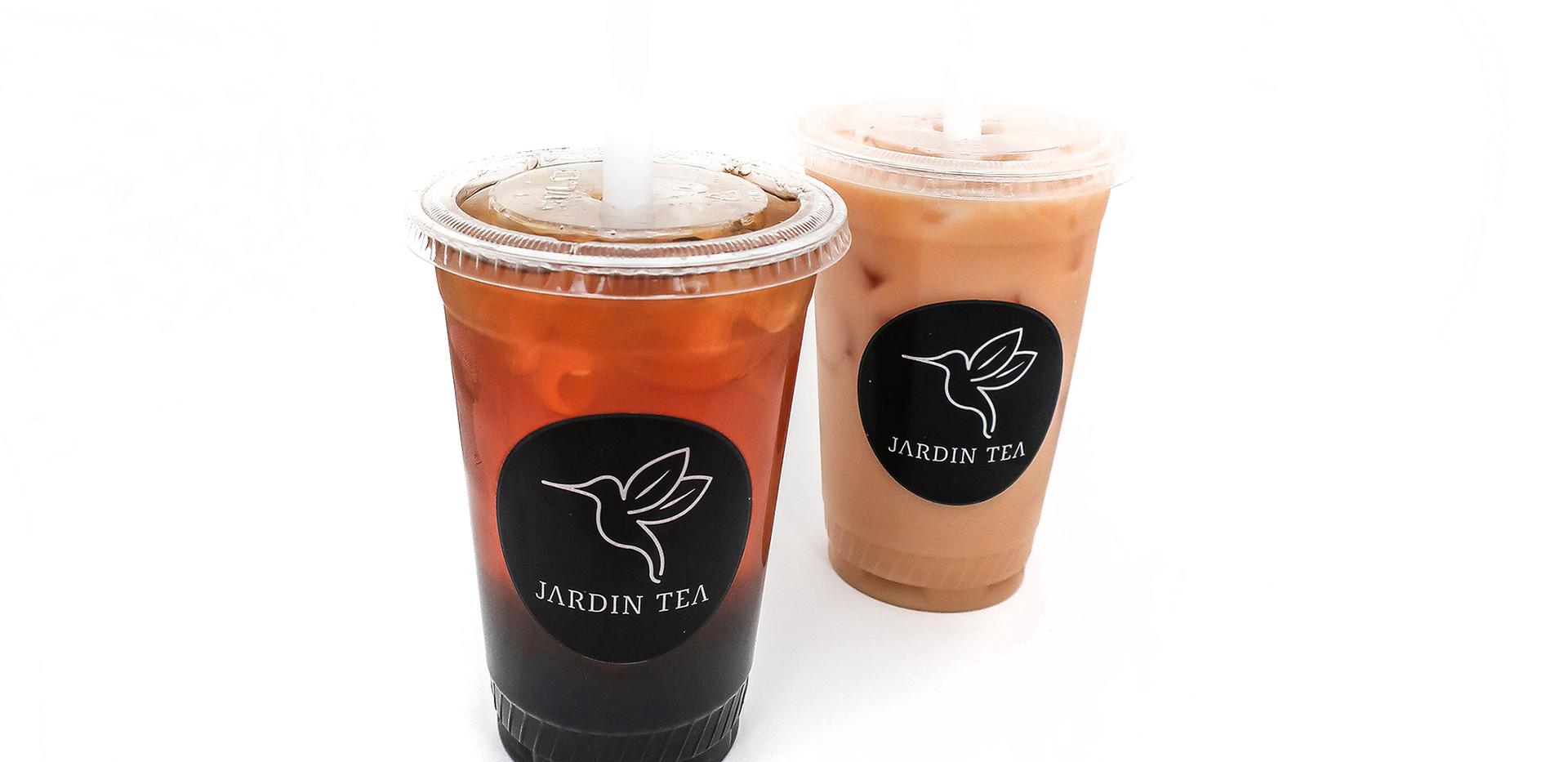 Jardin Tea Iced Tea Milk Tea Drinks