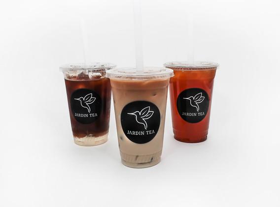 Jardin Tea Iced Coffee Drinks