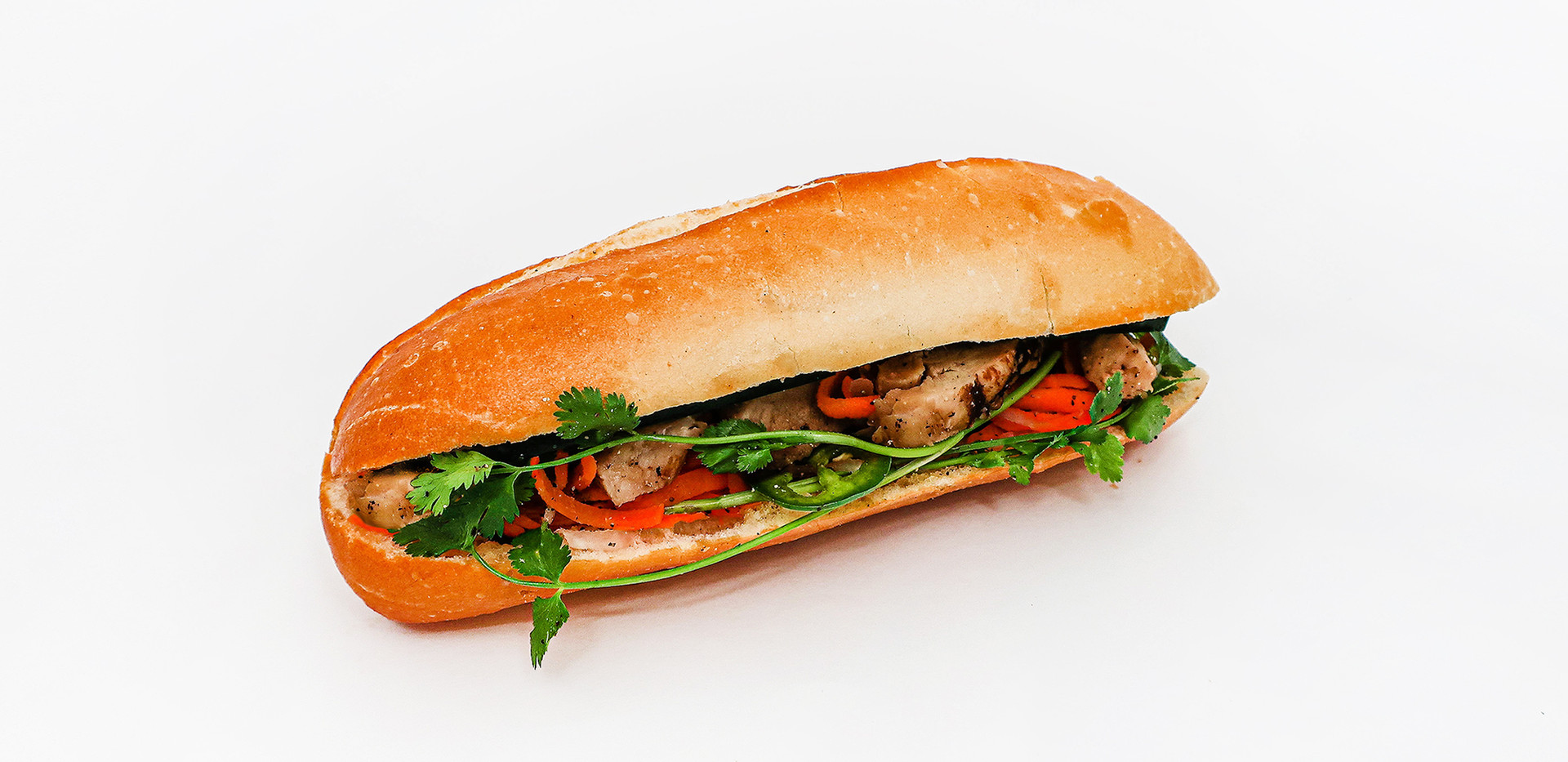 Jardin Tea Banh Mi Grilled Chicken