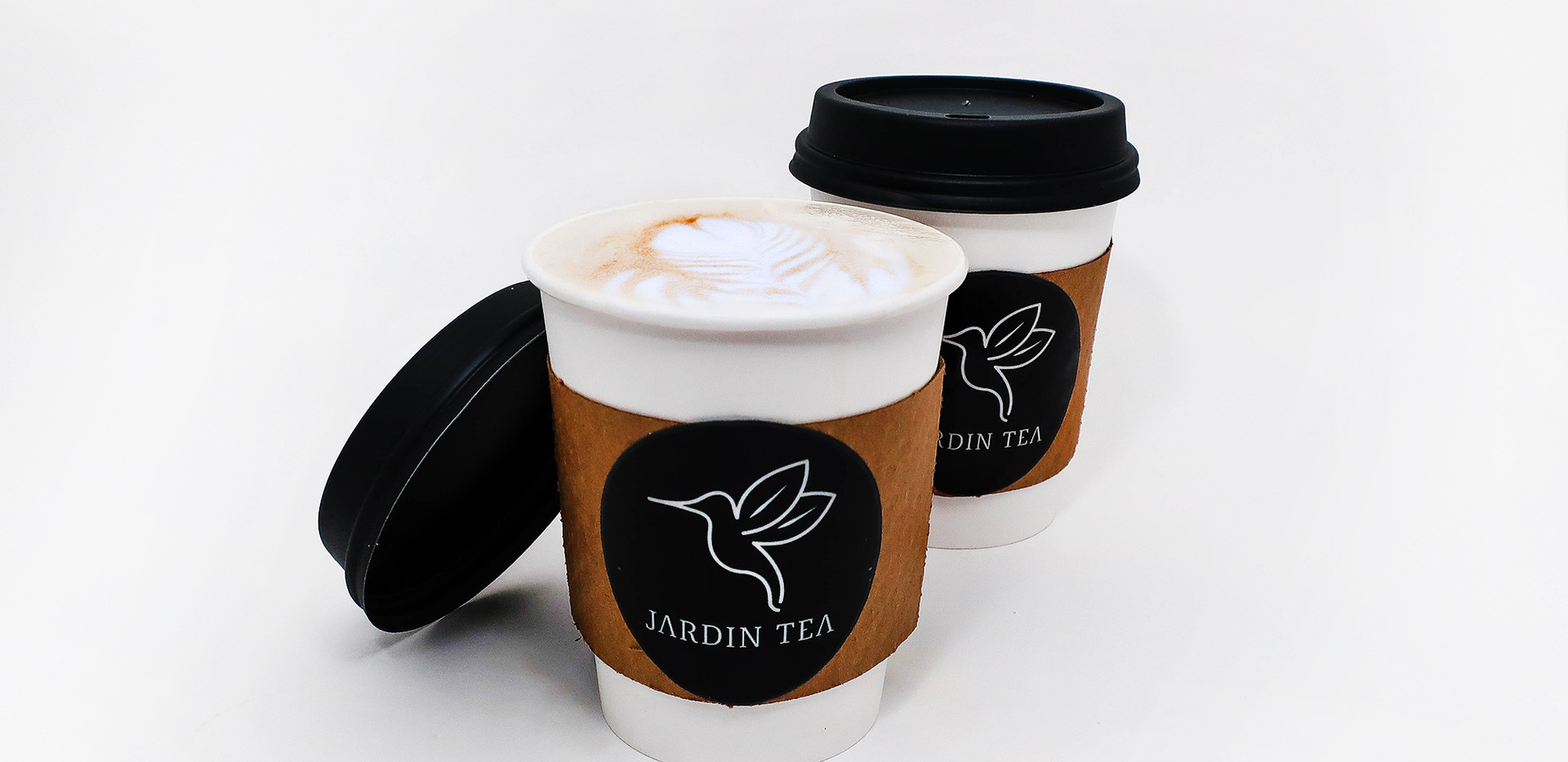 Jardin Tea Hot Coffee Latte
