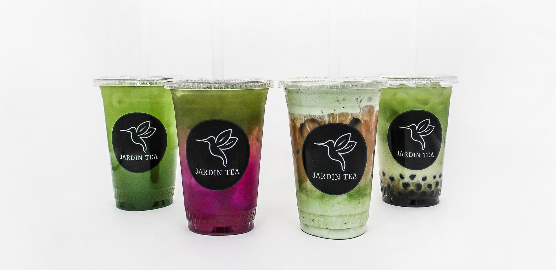 Jardin Tea Matcha Drinks