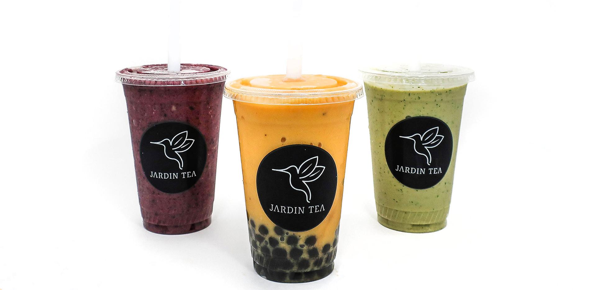 Jardin Tea Smoothie Drinks
