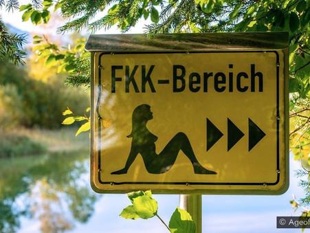 瞬間看地球🌏:為甚麼德國人喜歡在公眾場所裸露🔞