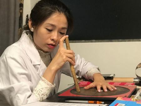 瞬間看地球🌏:台灣兩千年的刀療按摩