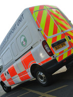 vehicle - incident support unit chev & b