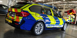 Custom Police Battenburg & Chevron Kit