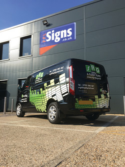 vehicle - srg tiling van 2