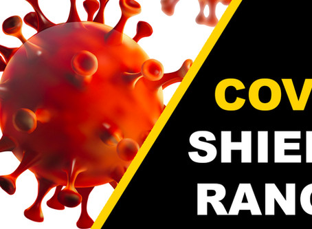 Keep your business safe with our Covid Shield Range!