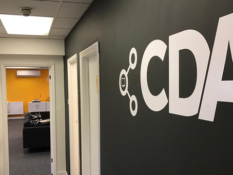 Office Branding that stands out from the crowd!