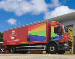 vehicle - Royal Mail Pride (15)