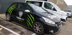 Company Vehicle Branding