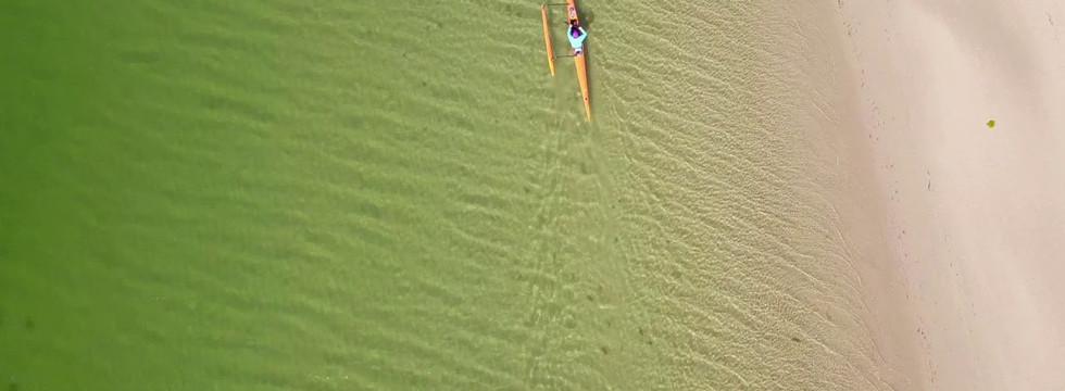 Canoe Outrigger