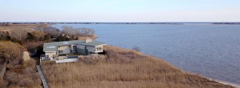 House on Mecox Bay