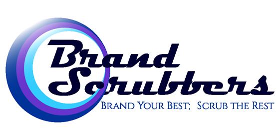 brand scrubbers