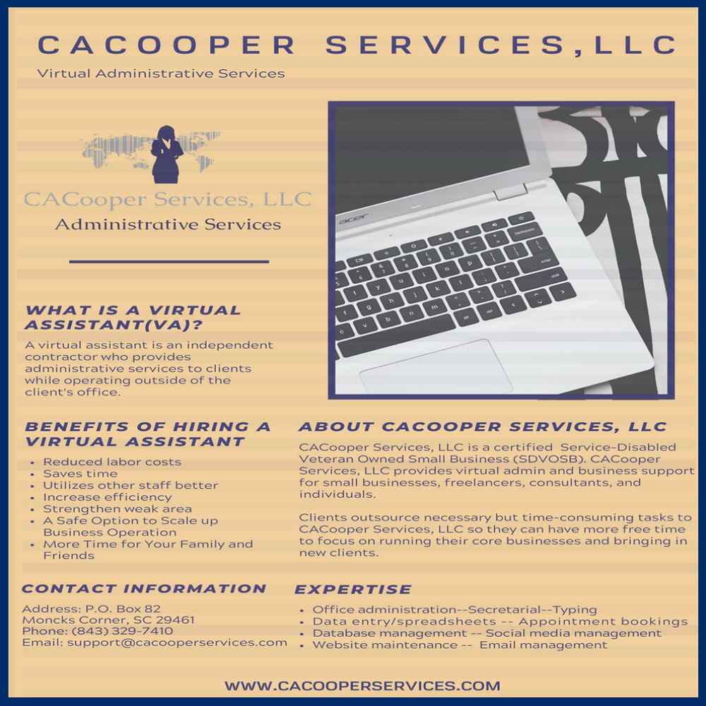 CA Cooper Services