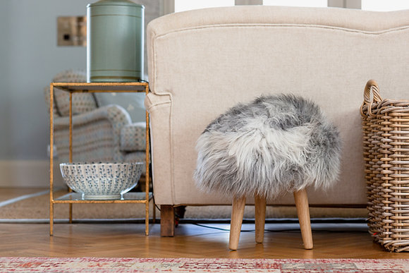 Herdwick 3 Legged Stool