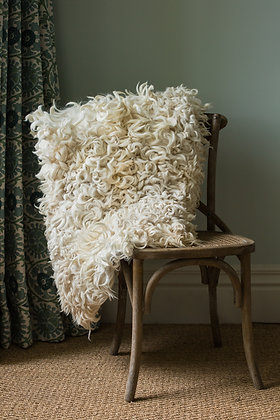 Devon & Cornwall Longwool Sheepskin Rug