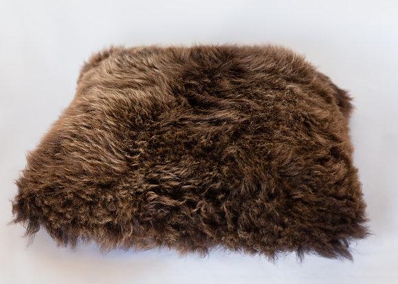 Brown Welsh Mountain Cushion