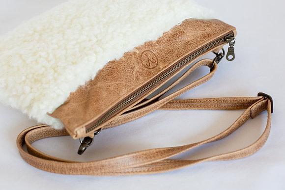 Crossbody Clutch Leather