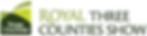 Royal Three Counties Show logo