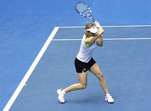 Joueuse de tennis