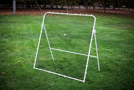 Laxback Lacrosse Rebounder