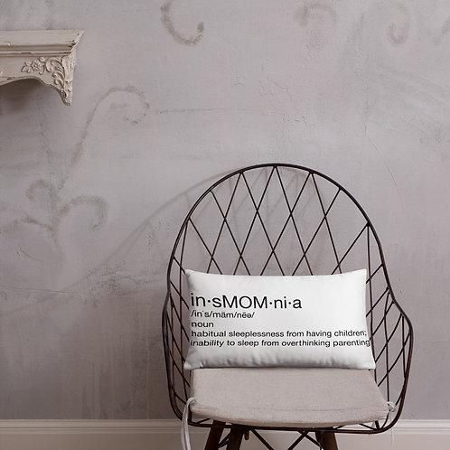 insMOMnia Definition Basic Pillow