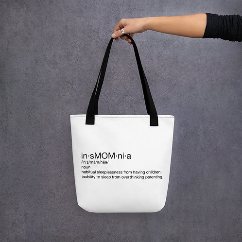 insMOMnia Definition Tote bag