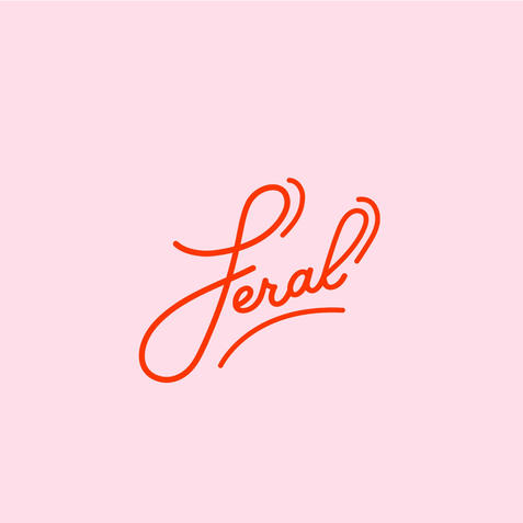 CREATION OF A LOGOTYPE FOR FERAL