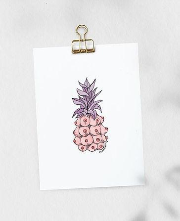 Pineapple Nipple
