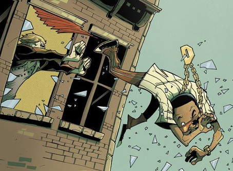 Story Time with Rob: Comics Will Kill Ya.