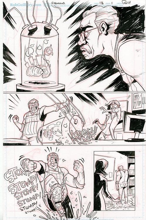 FARMHAND #13 Page 1