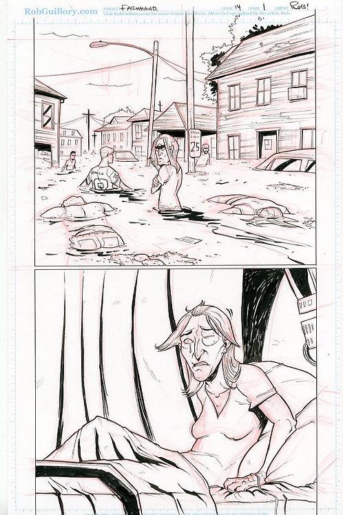 FARMHAND #14 Page 1