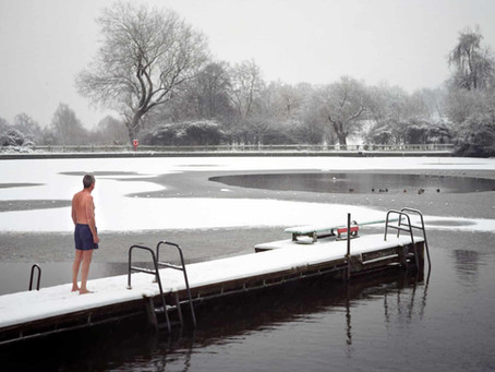 The big chill: the health benefits of swimming in ice water